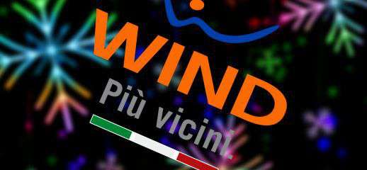 Wind: 40GB, minuti illimitati e 100 SMS a 8,99€
