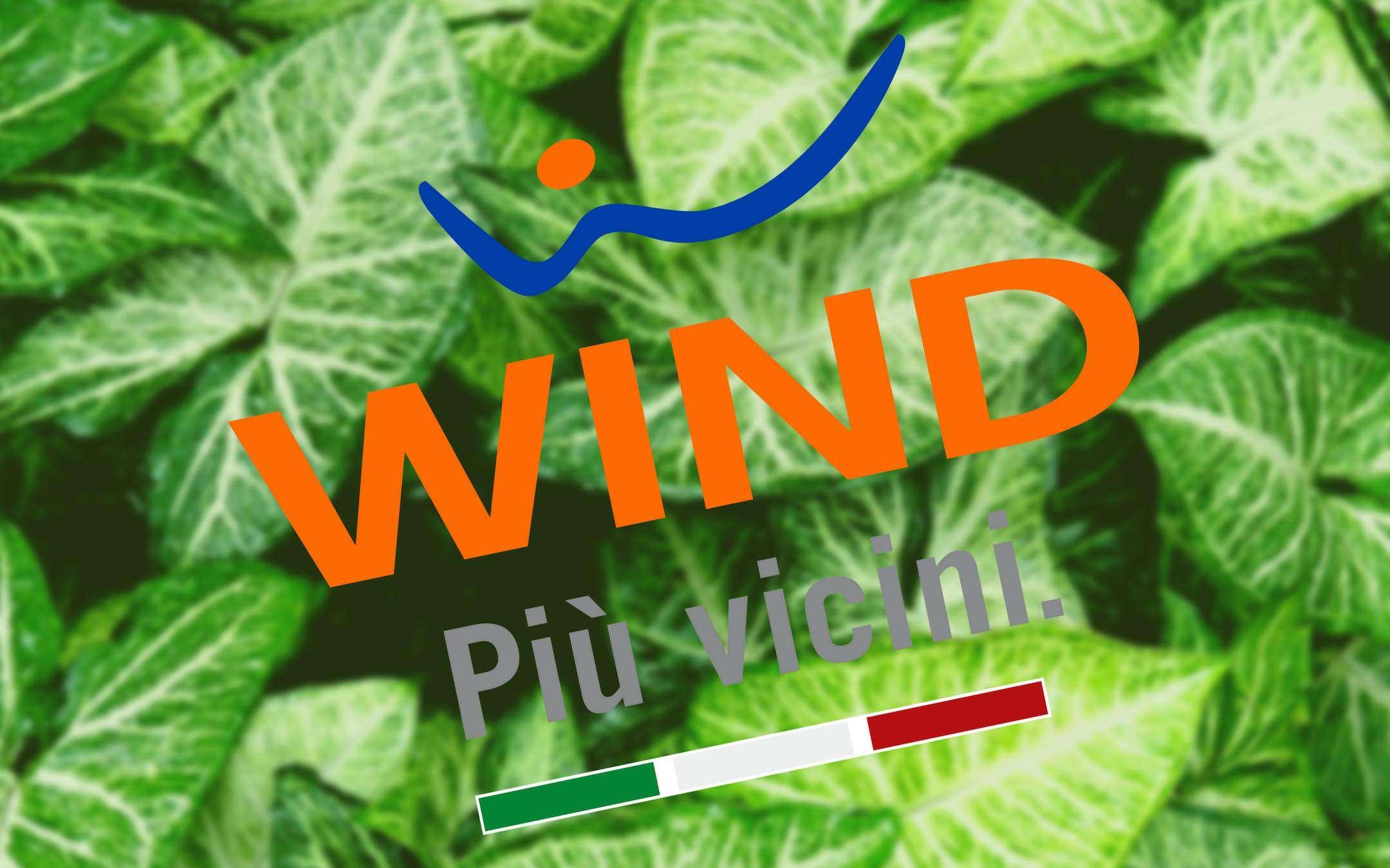 Wind: 40GB, minuti illimitati e 100 SMS a 4,99€
