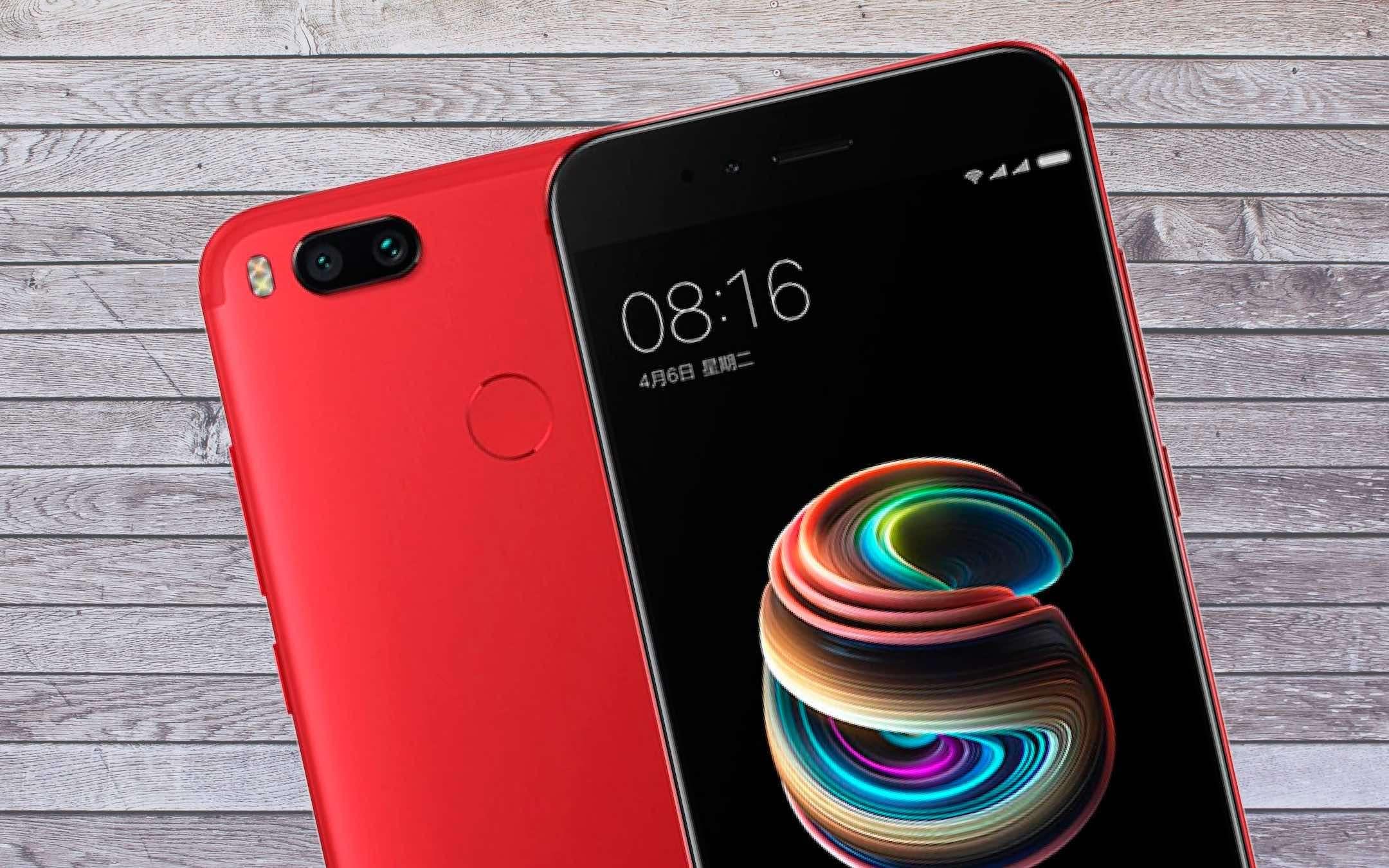 Xiaomi Mi A1: iniziato l'update ad Android Pie