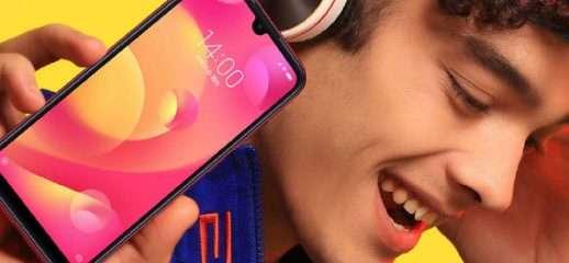 Xiaomi Mi Play, notch a goccia: i teaser ufficiali