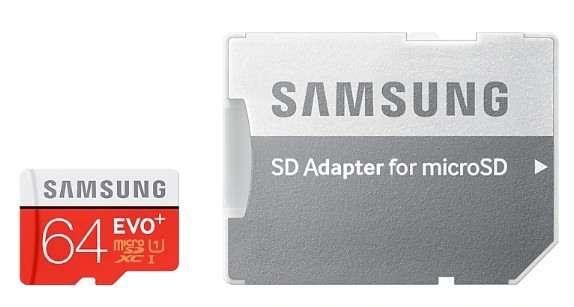Adattatore per microSD