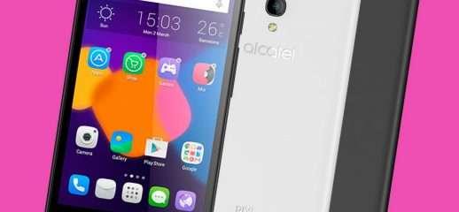 Alcatel: app ufficiale preinstallata con malware