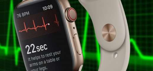 Apple Watch 4 salva una vita grazie all'ECG