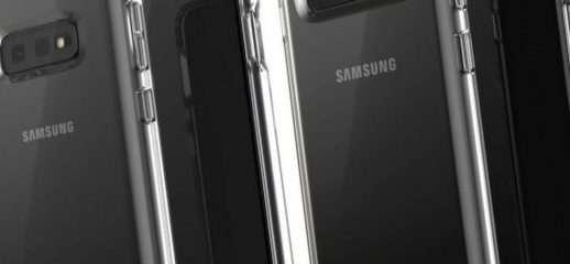 Samsung Galaxy S10: nuovo render dei tre modelli