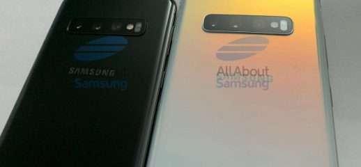 Galaxy S10 ed S10+ come non li avete mai visti