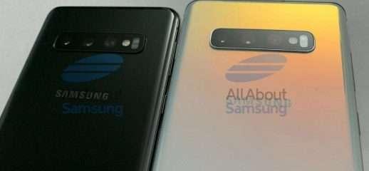 Galaxy S10+: forse 12GB di RAM ed 1TB di storage