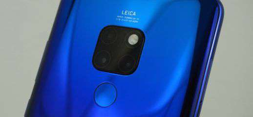 Huawei Mate 20 a 300€ con TIM Party: 10€ al mese