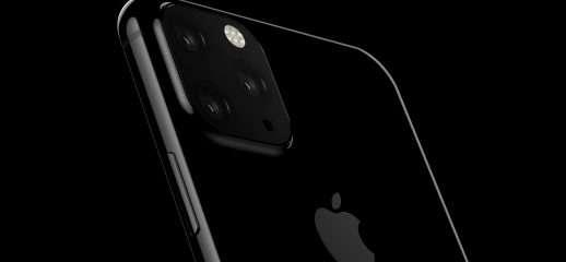 iPhone XI: trapela la prima immagine di render