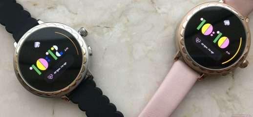 Kate Spade presenta il suo secondo smartwatch