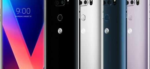 LG: uno smartphone con 5G ed ampia batteria