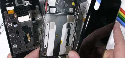 Xiaomi Mi Mix 3, il teardown: si ripara facilmente