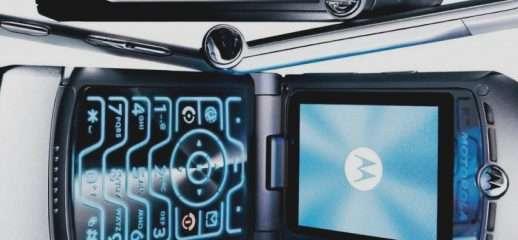 Motorola Razr tornerà: sarà pieghevole e costoso