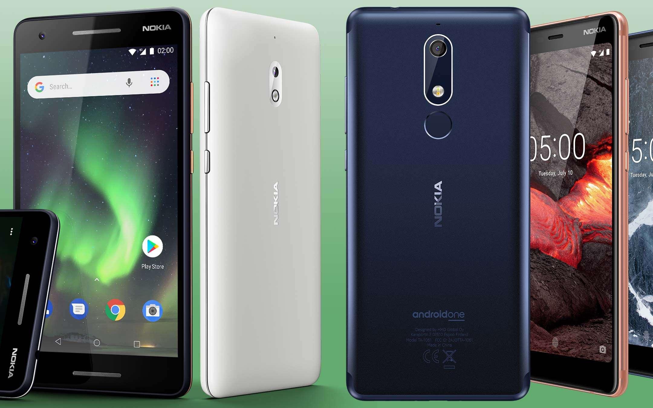 Nokia, la roadmap degli update ad Android 9 Pie