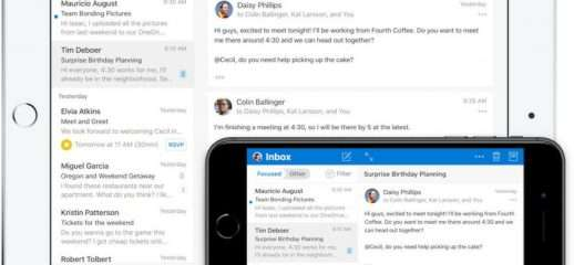 Microsoft: il nuovo Outlook per iOS è pronto