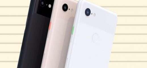 Google Pixel 3: update migliora l'audio dei video