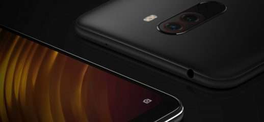 PocoPhone F1 si aggiorna: slow motion a 960fps