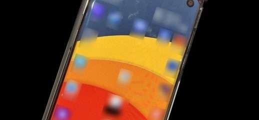 Samsung Galaxy S10: nuova immagine reale