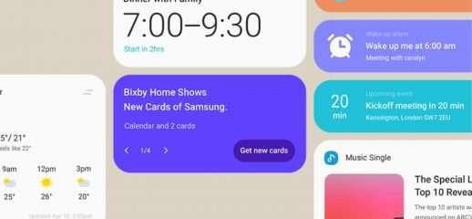 Samsung One UI: nuovi dettagli ufficiali