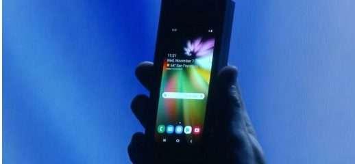 Samsung: smartphone pieghevole entro giugno 2019
