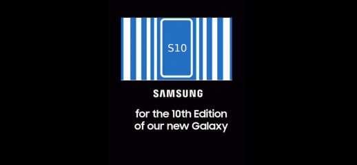 Samsung Galaxy S10: teaser video ufficiale