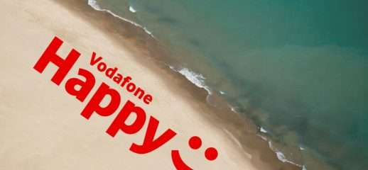 Vodafone Happy Friday 04/01: sconti su Booking.com