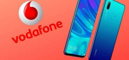Huawei P Smart 2019 a 2,99€ al mese con Vodafone