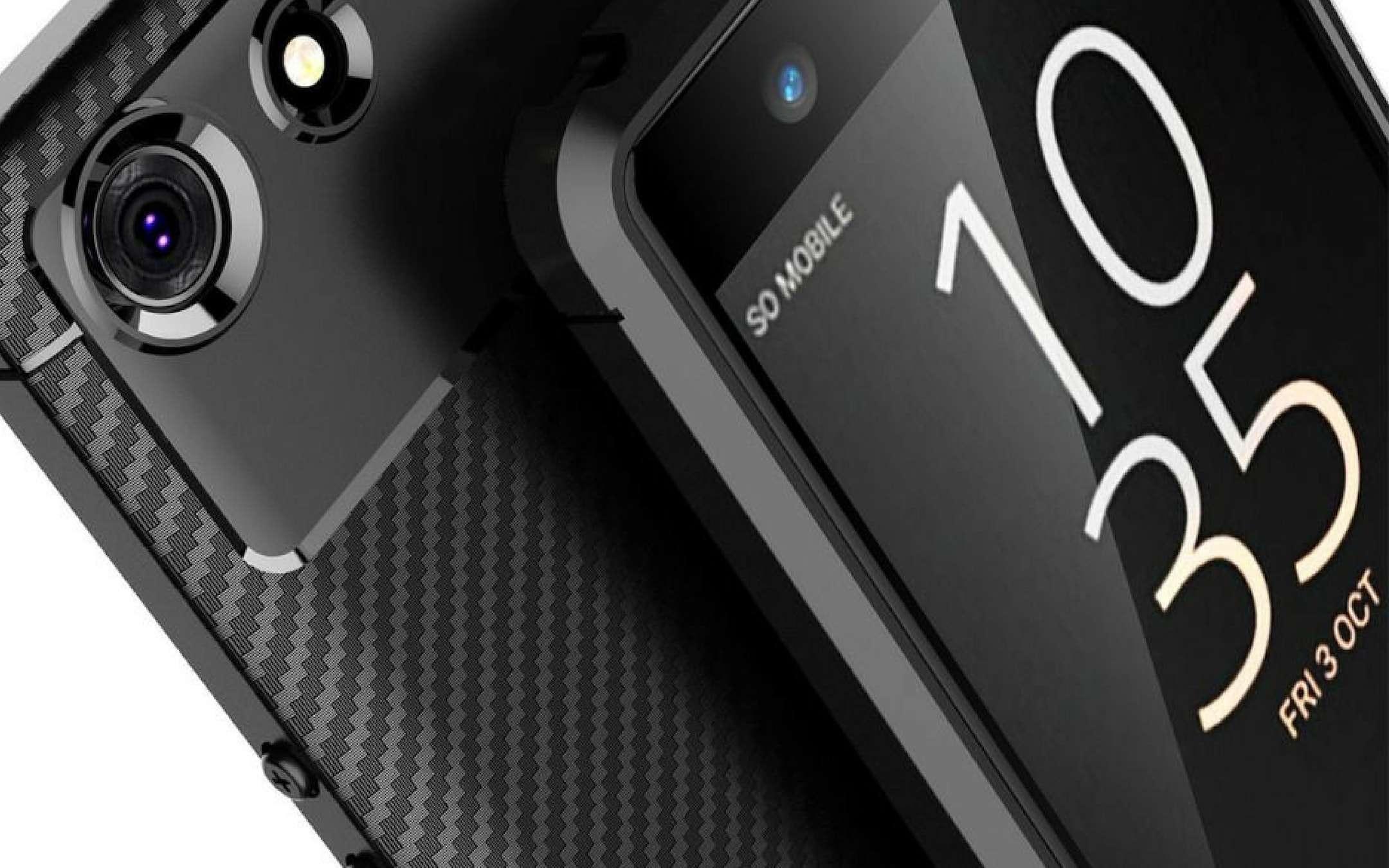 Xperia XZ4 Compact sarà realtà: ci sono le cover!
