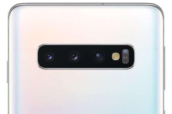 Comparto fotografico Samsung Galaxy S10