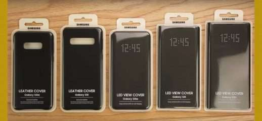 Galaxy S10: le custodie ufficiali Samsung