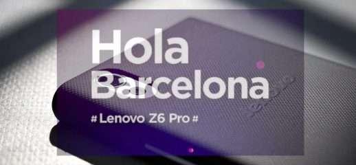 MWC 2019: Lenovo Z6 Pro annunciato in un teaser
