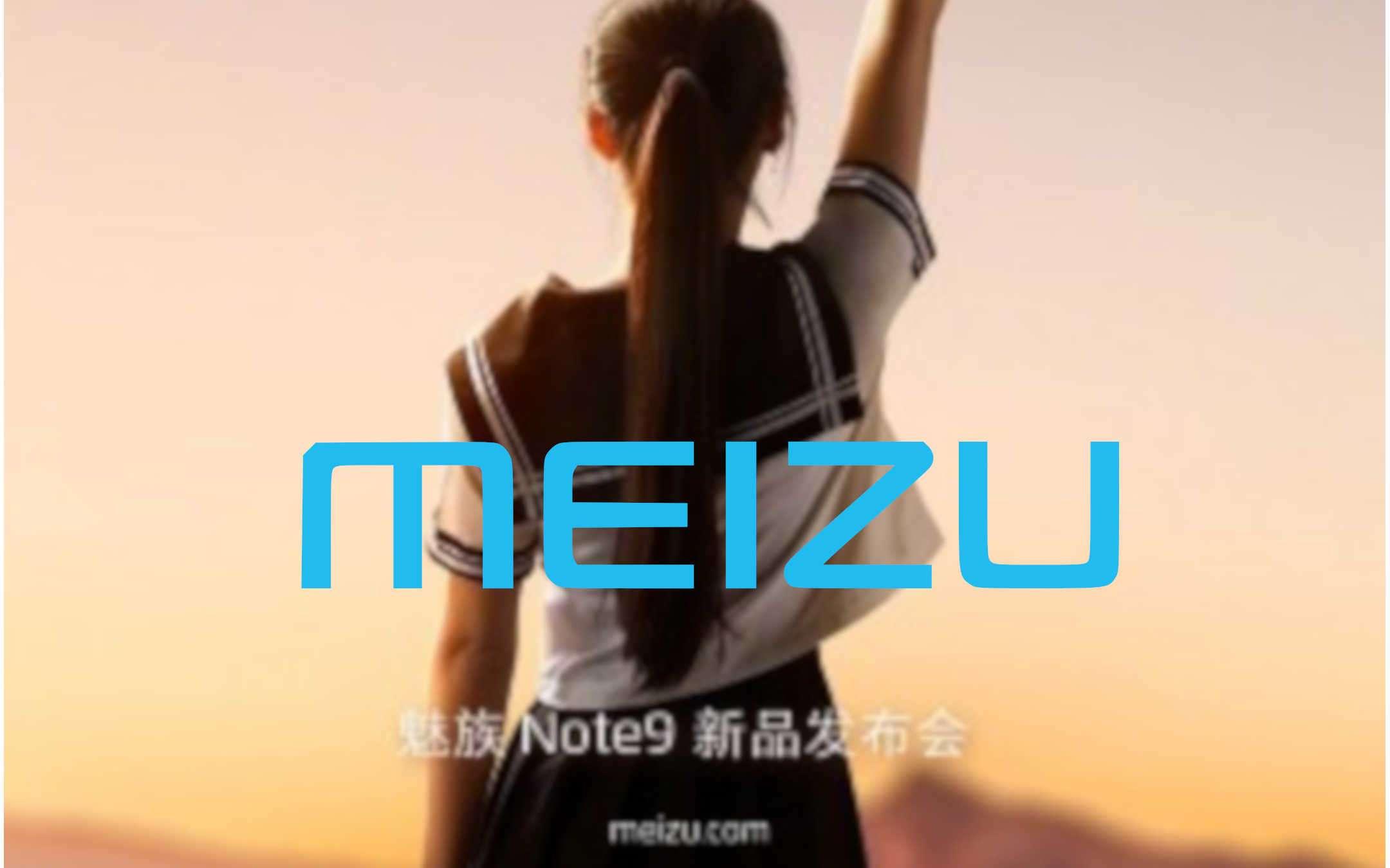 Meizu Note 9: ufficiale l'arrivo a marzo
