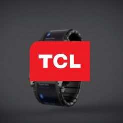 TCL: ecco il pieghevole da mettere al polso