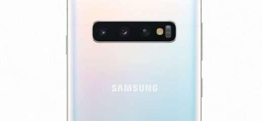 Samsung Galaxy S10: tutte le immagini