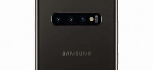 Samsung Galaxy S10+: tutte le immagini