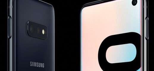 Samsung Galaxy S10e: le immagini in anteprima
