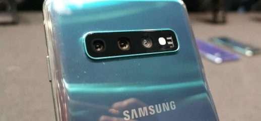 Galaxy S10 5G: l'Italia fra i primi paesi d'uscita