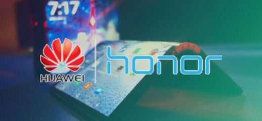 Honor: smartphone pieghevole nel 2020