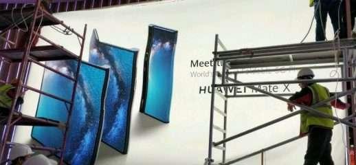 Huawei: noti nome e foto ufficiale del pieghevole