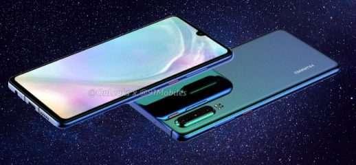 Huawei P30 Pro e lo strano render: troppi fori!