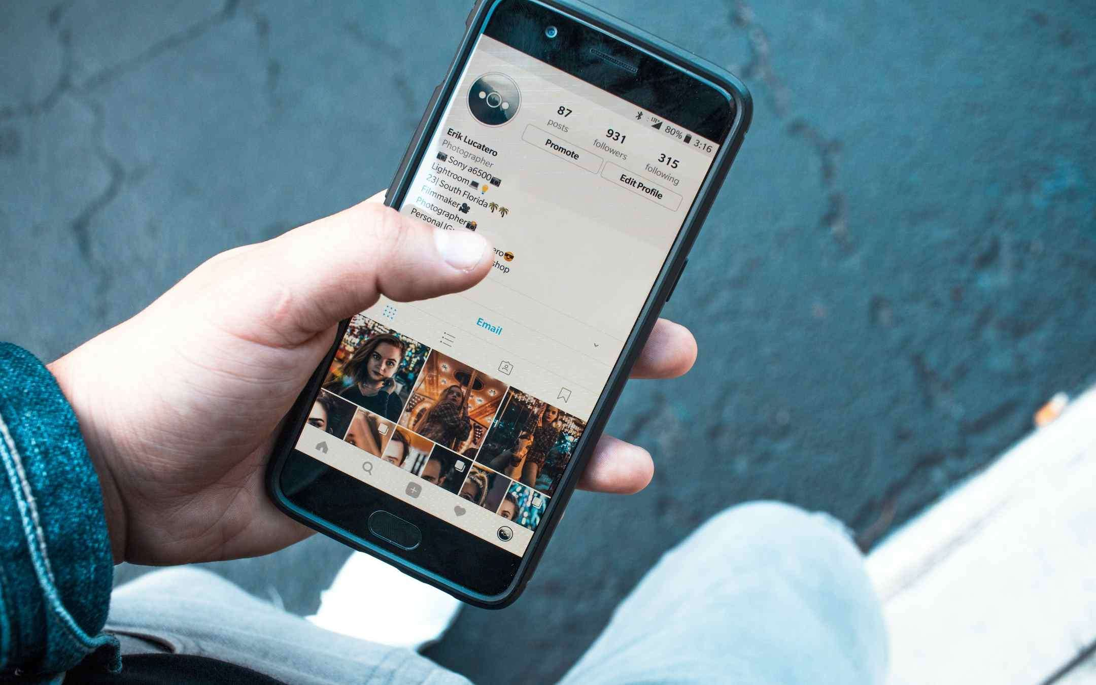 Instagram: testa la raccolta fondi con le Storie