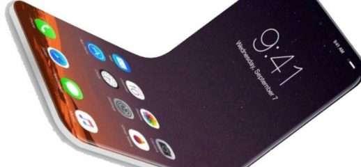 Un iPhone che si piega, ma non come gli altri
