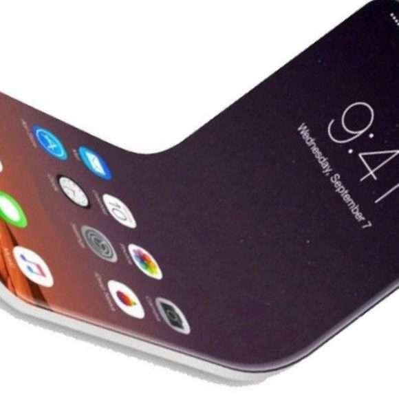 {Un iPhone che si piega, ma non come gli altri