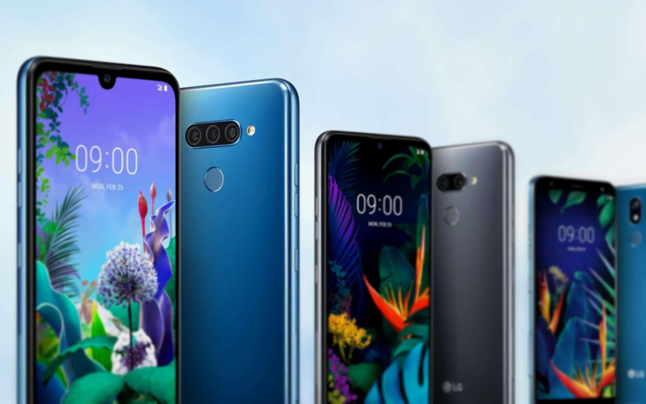 smartphone lg a meno di 150€