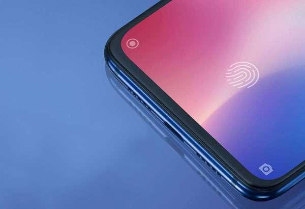 Xiaomi Mi 9: il lettore di impronte digitali sotto il display