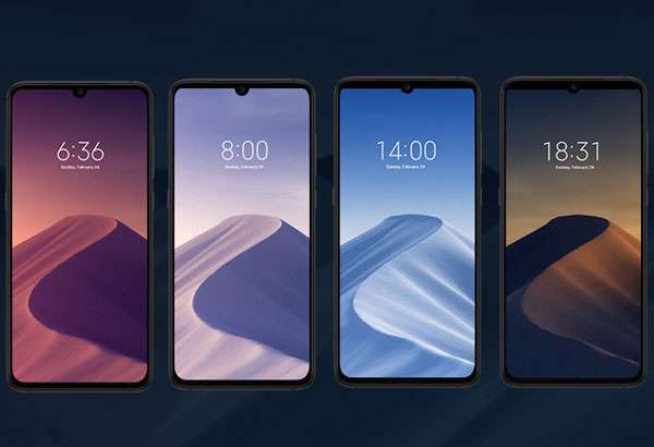 Xiaomi Mi 9: la funzionalità Dynamic Wallpaper