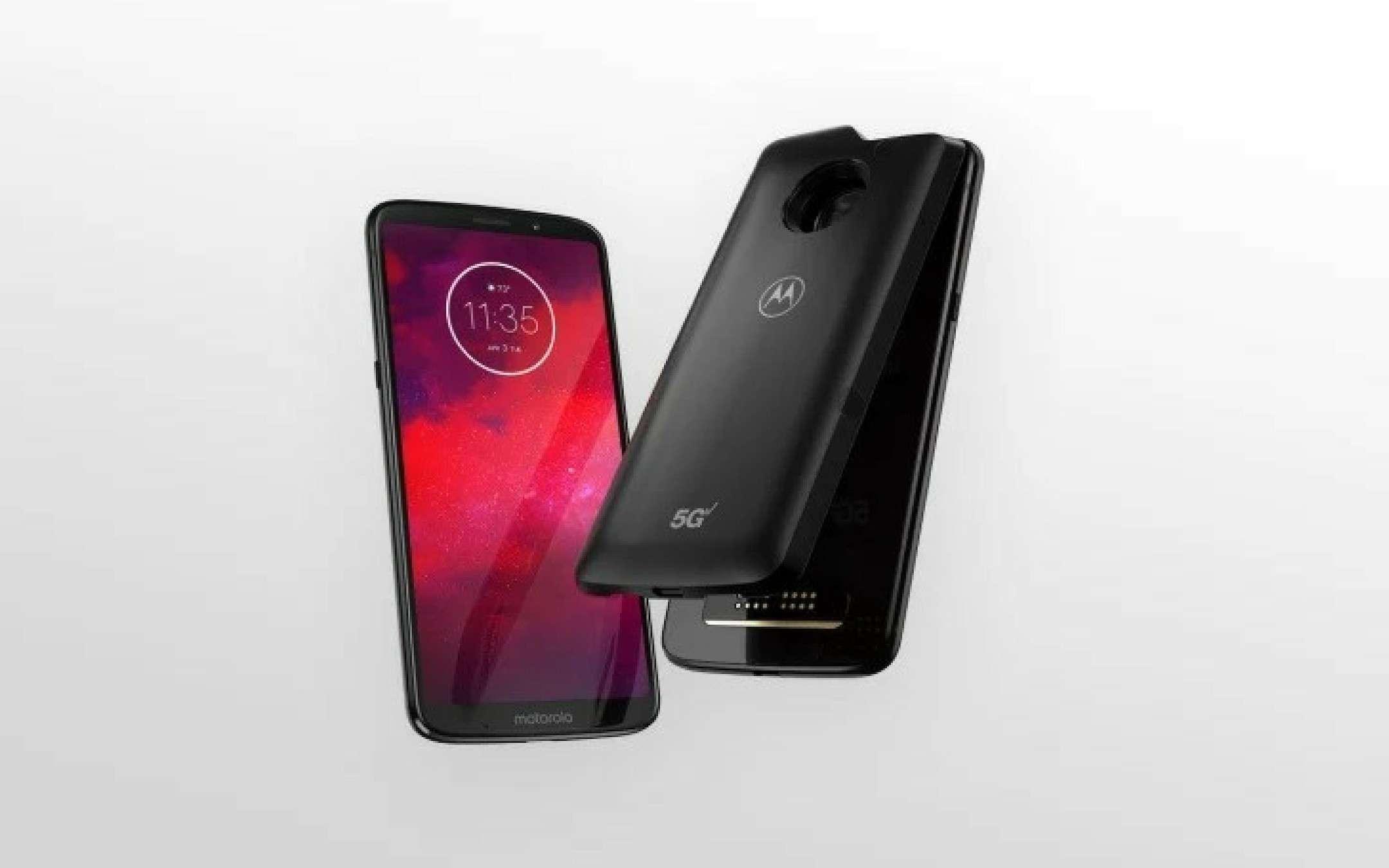 Motorola Moto Mod 5G è quasi pronto: foto e info