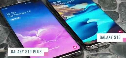 Galaxy S10 ed S10+: la video recensione era online