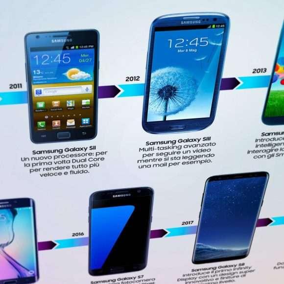 {10 volte Galaxy S: aspettando Samsung Galaxy S10