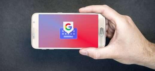 Google aggiorna la tastiera Gboard con l'AI