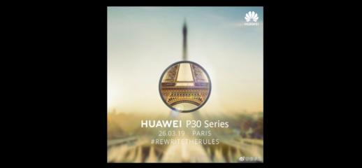 Huawei P30: nuovi teaser dello zoom da record